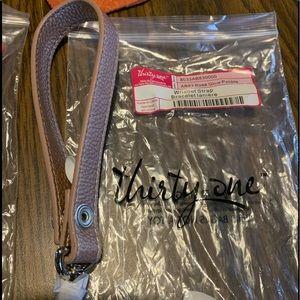 Brand new Thirty One Wristlet straps